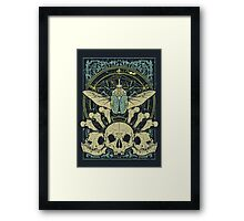 Doom Beetle 2 Framed Print