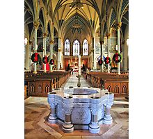 Catholic Cathedral of St. John the Baptist Photographic Print