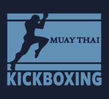 Muay Thai - Kickboxing by AlphaAttire