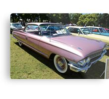 Cadillac 1961 Coup deville Metal Print