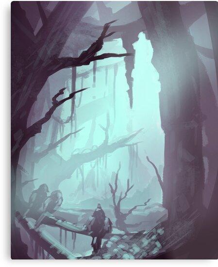 The swamp by Toma Ovidiu-Iulian