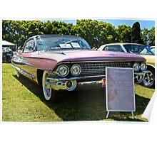 1961 Cadillac  Poster