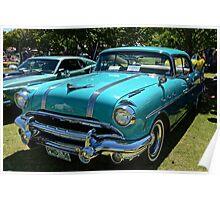 Pontiac 1956 Poster