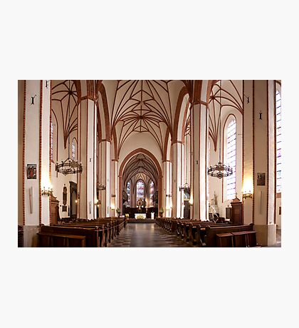 St. John's of Warsaw Photographic Print