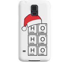 Ho ho ho Samsung Galaxy Case/Skin