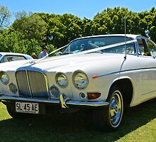 Jag by Barry  Cooke