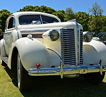 Buick by Barry  Cooke