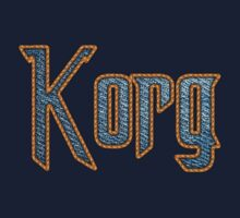 Korg  Synth Jeans & Rope decoration  Clothing & Stickers by goodmusic