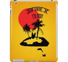 Vacation on an Japanese Island iPad Case/Skin