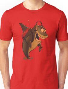 Musical Shark Unisex T-Shirt
