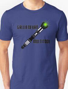 Dr Who - Gallifreyan MultiTool T-Shirt