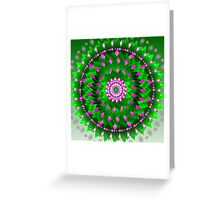 Heart Health and Abundance Greeting Card