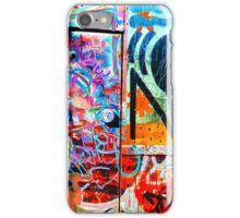 Street art 4 ever iPhone Case/Skin