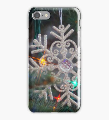 Stary Snow Flake. iPhone Case/Skin