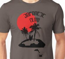 Vacation on an Japanese Island Unisex T-Shirt