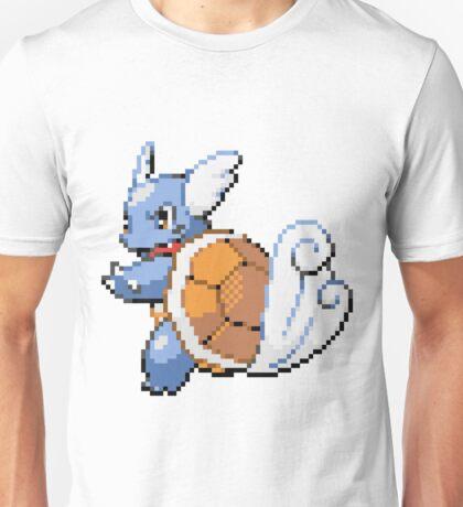 Pokemon - Wartortle Sprite  Unisex T-Shirt