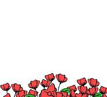Poppies 2 by amina626