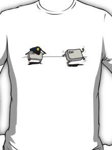 CTRL Police After ESC T-Shirt