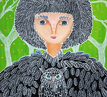 Mrs. Owl by Laura Barbosa