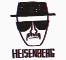 Heisenberg- Breaking Bad  by George Williams