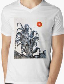 Willow Mens V-Neck T-Shirt