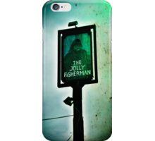 The Jolly Fisherman iPhone Case/Skin