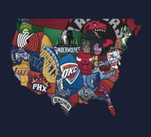 NBA MAP by than0s21