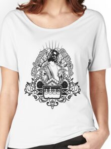 """""""The Dude"""" Women's Relaxed Fit T-Shirt"""