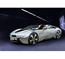 2014 Bmw I8 concept car Photographic Print