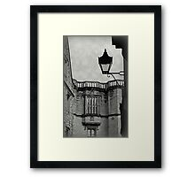 Oxford architechture, England Framed Print