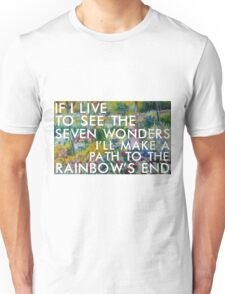 seven wonders Unisex T-Shirt