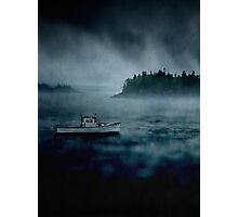 Shelter from the storm Photographic Print