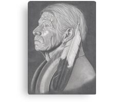 Elder Canvas Print