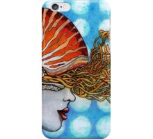 Voyage of a perfect mind.II. iPhone Case/Skin
