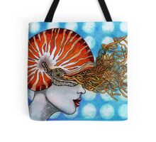 Voyage of a perfect mind.II. Tote Bag