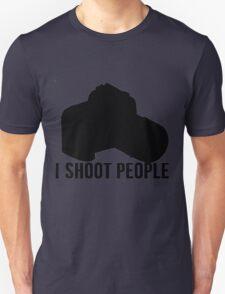 I shoot people photographer T-Shirt