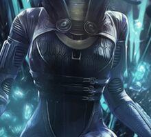 Mass Effect - Tali'zorah Vas Normandy Sticker