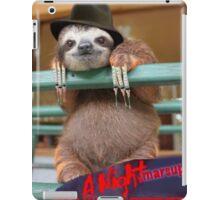 Slothy Krueger iPad Case/Skin