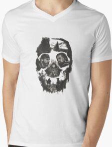 hugh glass and jhon fiztgerald the revenant movie Mens V-Neck T-Shirt
