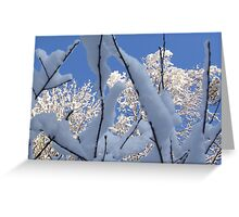 Sky Greeting Card