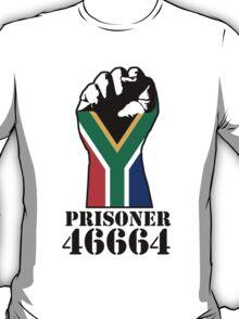 Prisoner 46664 T-Shirt