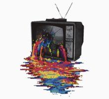 Color TV by Killerz0mbie03