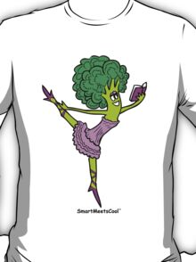 SmartMeetsCool - Ashley (Color) T-Shirt