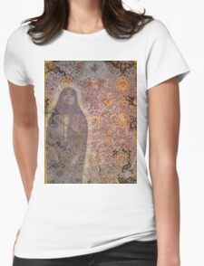 The Golden Dawn  Womens Fitted T-Shirt