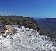 """""""Surprised to see"""" Lincoln's Rock by STEPHEN GEORGIOU"""
