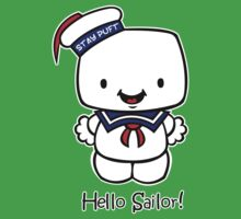 Hello Sailor! by RoguePlanets