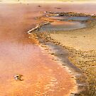 Grand Prismatic Spring Abstract by cavaroc