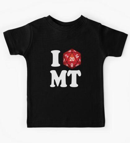 I D20 Montana Kids Tee