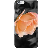 Passion Peach iPhone Case/Skin