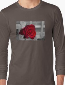 Passion red Long Sleeve T-Shirt